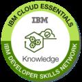 IBM+Cloud+Essentials+-+Knowledge+Badge